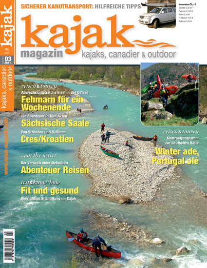 Kajak Magazin / Germany