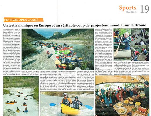 Journal Le Crestois.