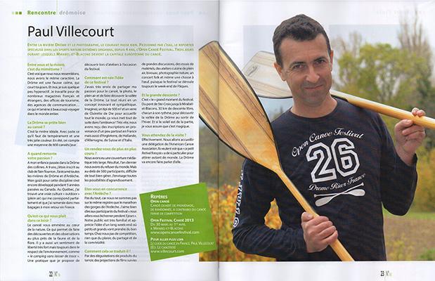 La Drôme Magazine (Conseil Général).