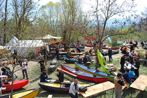 Open Canoe Festival 2012