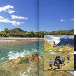 Brochure promotion vallée de la Drôme 2015.