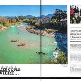 Wider magazine, France.