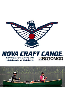 Nova Craft Canoes at the OCF